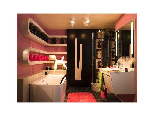 Salle de bains • intérieur modern • www vanmarcke com fr be
