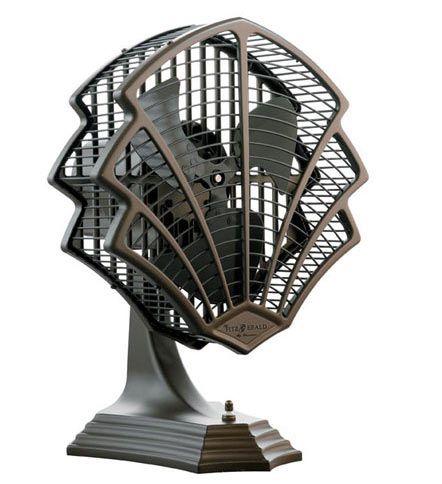 Fitzgerald Desk Fan