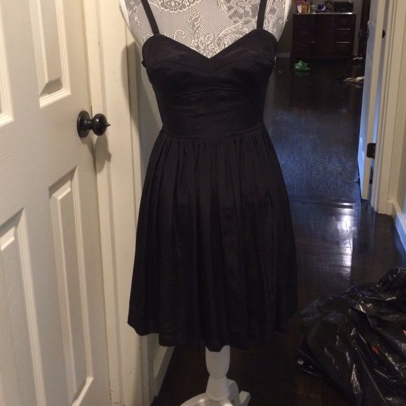 Little black dress Extremely good shape, never been used Amanda Uprichard Dresses Mini
