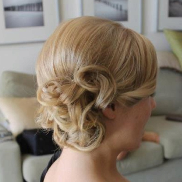 Bridal Hair 25 Wedding Upstyles And Updos: 18 Best Images About Upstyles On Pinterest