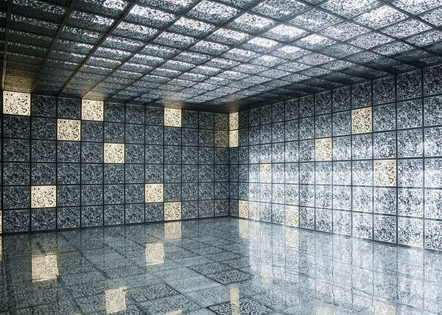 QR code Pavillon - une jolie installation