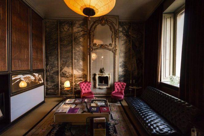 Die Geheimnisse von Casa Mollino Setzt Italien Pinterest Turin