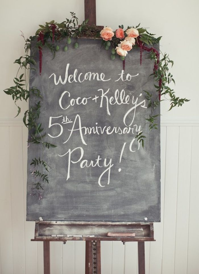 Anniversary party decor inspiration 61 best Vow