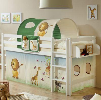 Kinderzimmer Mit Hochbett | Die Besten 25 Safari Kinderzimmer Ideen Auf Pinterest Fuchs