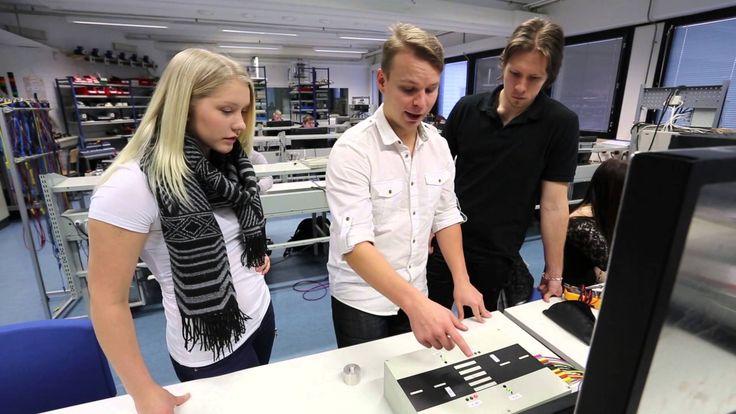Lapin ammattikorkeakoulu - Sähkötekniikka