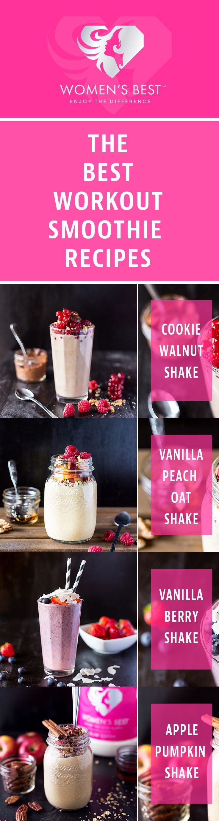 The BEST weight loss shake for women! #fitness
