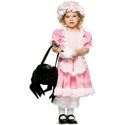 Little Miss Muffet And Spider Halloween Costume Ideas