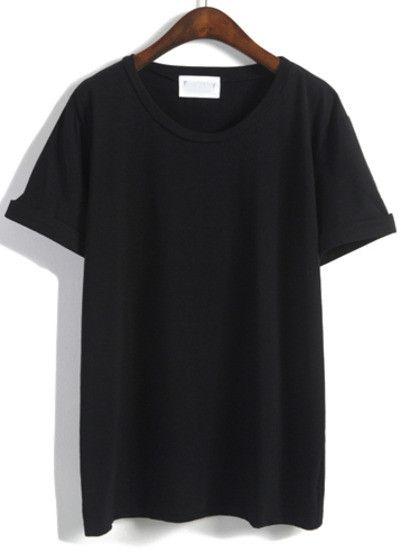 Bust(cm) :94cm Shoulder(cm) :45cm Size Available :one-size Length(cm) :61cm Sleeve Length(cm) :19cm Season :Summer Pattern Type :Plain Sleeve Length :Short Sleeve Color :Grey Material :Polyester Neckl