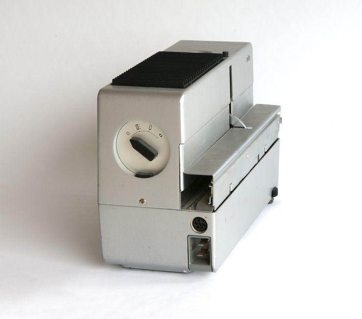 Braun Projektor D40