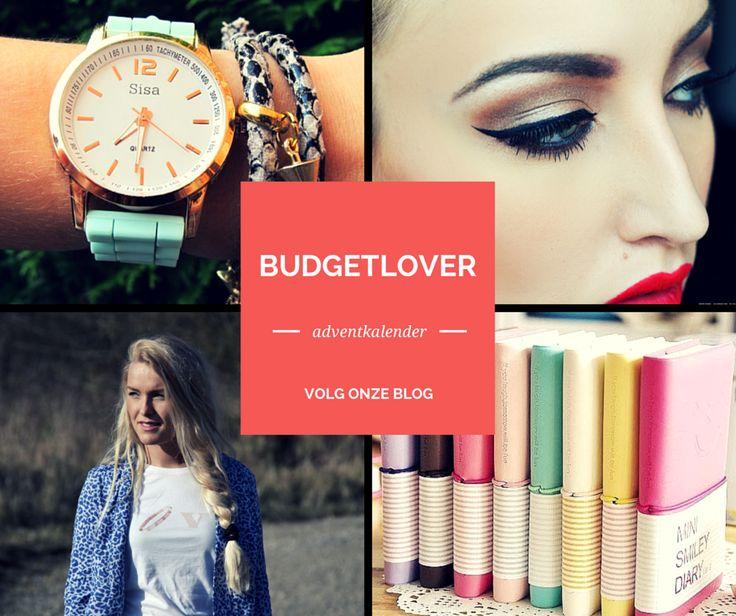 De Budgetlover adventkalender komt eraan! Goedkope sieraden, accessoires en fashion | www.budgetlover.nl