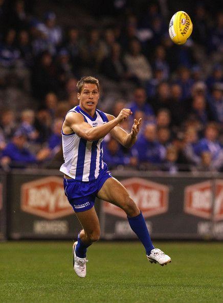 AFL Rd 9 - North Melbourne v Brisbane - Andrew Swallow  http://footyboys.com