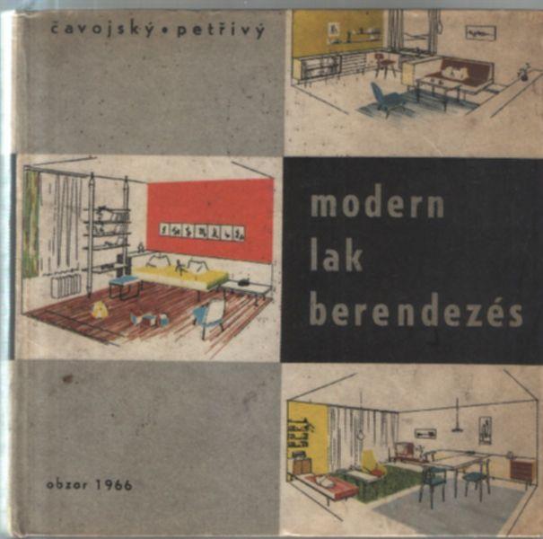 Antikvárkönyv - Modern lakberendezés. - online antikvárium, antik könyv, régi könyv, könyvek kereskedése, online antikvárius, adok-veszek