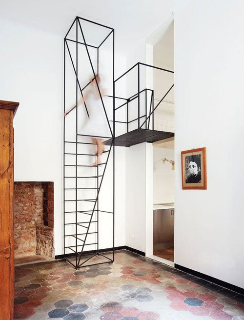 simple staircase/ladder