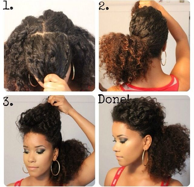 mixed hairstyles ideas