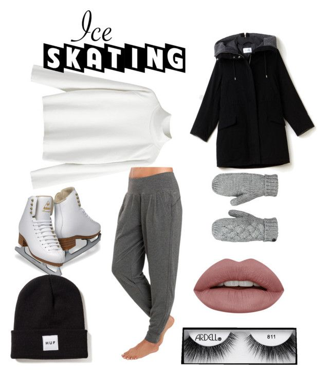 """""""Untitled #30"""" by jasmimosa on Polyvore featuring Jockey, Lacoste and iceskatingoutfit"""