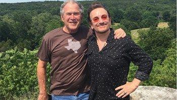 Ο Μπόνο επισκέφθηκε τον Τζορτζ Μπους στο ράντσο του - ΦΩΤΟ   Επίσκεψη στο ράντσο του πρώην προέδρου των ΗΠΑ Τζορτζ Μπους του νεότερου στο Τέξας πραγματοποίησε ο Μπόνο... from ΡΟΗ ΕΙΔΗΣΕΩΝ enikos.gr http://ift.tt/2r75wFJ ΡΟΗ ΕΙΔΗΣΕΩΝ enikos.gr