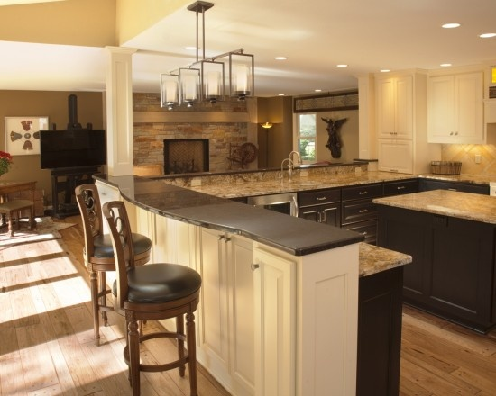 54 Best Peninsula Images On Pinterest Kitchen Dream Kitchens And Kitchen Ideas