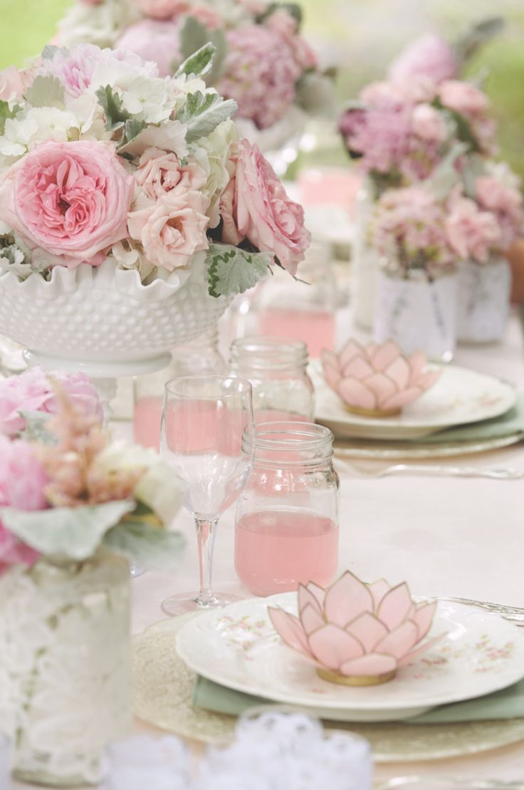 soft pink styled shoot   allure bridals