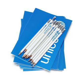 Onnittelupaketti, 11 e UNICEF-lahja