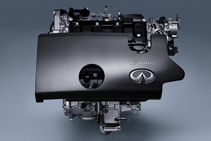 Infiniti QX Sport 2017 Engine Specifications