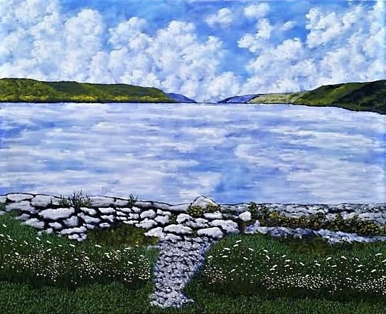 https://www.etsy.com/listing/538118402/hemlock-lake-original-acrylic-painting  Why Invest In Original Art? A great way to add your personality to a room is by decorating the walls with artwork. Big box stores offer a lot of cheap options with prints, posters, and other mass produced options. But, they lose their value immediately and rarely earn more than a few bucks years later in a garage sale. So, if you're trying to freshen up a tired space, redecorating, or a new home-owner, you may…