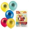 """High School Musical Balloons.8 Balloons per Package. Helium Quality 12"""" size balloons."""