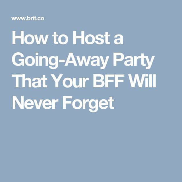 best 25 going away parties ideas on pinterest farwell