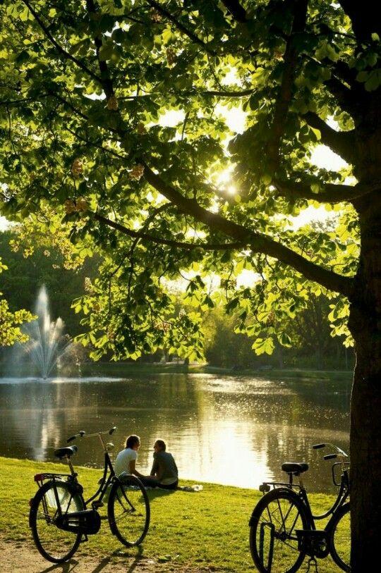 ~ Stressés ? lâchez tout ~ Amsterdam #stress_out #serenity #peaceful #calm