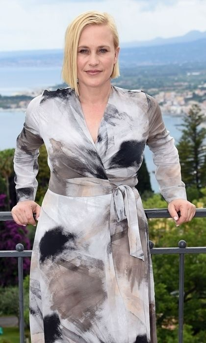 """PATRICIA ARQUETTE  The Boyhood star and Best Supporting Actress winner galvanized members of the Hollywood elite during her acceptance speech at the 2015 Oscars. """"To every woman who gave birth. To every taxpayer and citizen of this nation, we have fought for everybody else's equal rights. It's time to have wage equality once and for all, and equal rights for women in the United States of America,"""" she said, and had Meryl Streep, Shirley MacLaine and Jennifer Lopez on their feet in support."""