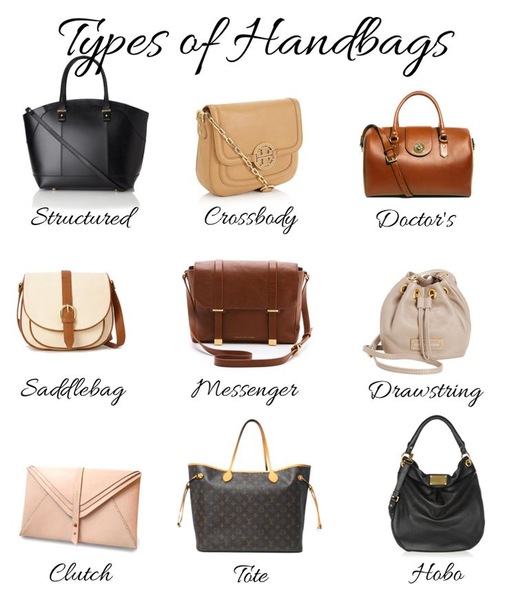 Handbags are more than just a life necessity. Different types of handbags represent different fashion styles and personalities. From buying grocery to maintain your grace, handbags .