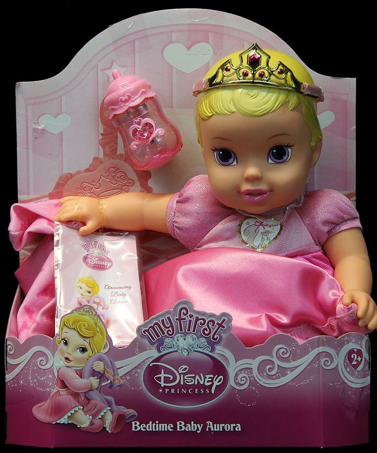 My First Disney Princess Bedtime Baby Aurora