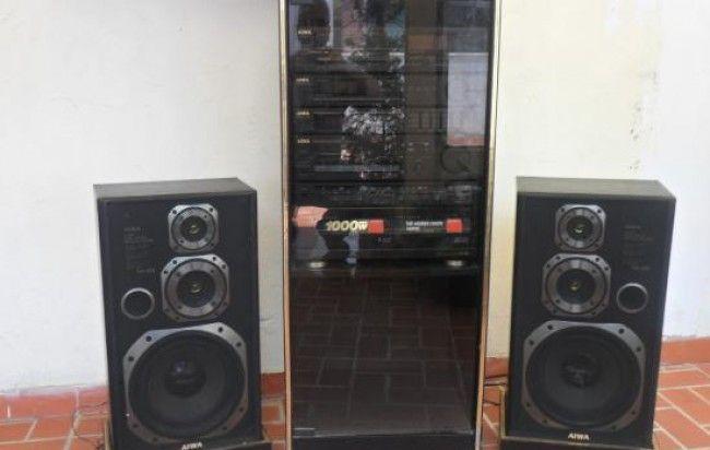 equipo de sonido aiwa cx-88