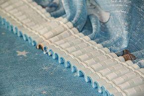 Como hacer unas cortinas fáciles y sin hilvanar