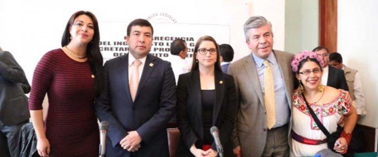 Comparece Secretario de Protección Civil de CDMX ante ALDF