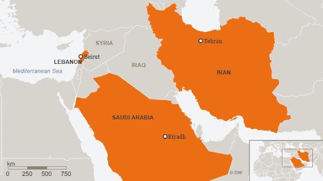 Κίνδυνος πολέμου μεταξύ Σ. Αραβίας και Ιράν;