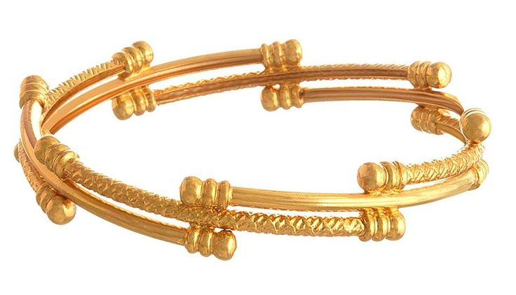 BFC-Grand Gold Designer Bangle. Size available, 2/6 OFFER Price INR 399/- (for single) Above rs.700/- shipping is totally free in India) Original Price INR 999/- Product Code:BG-10021-14-AP Free Shipping n COD in India, International Shipping Available. To Order: Pls. forward your complete postal address with landmark, mobile no.n email on buyforchange@gmail.com or sms/whatsapp me on +917715079167. Neelam.