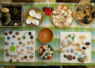 Casa Maria's Creative Learning Zone: Loose Parts