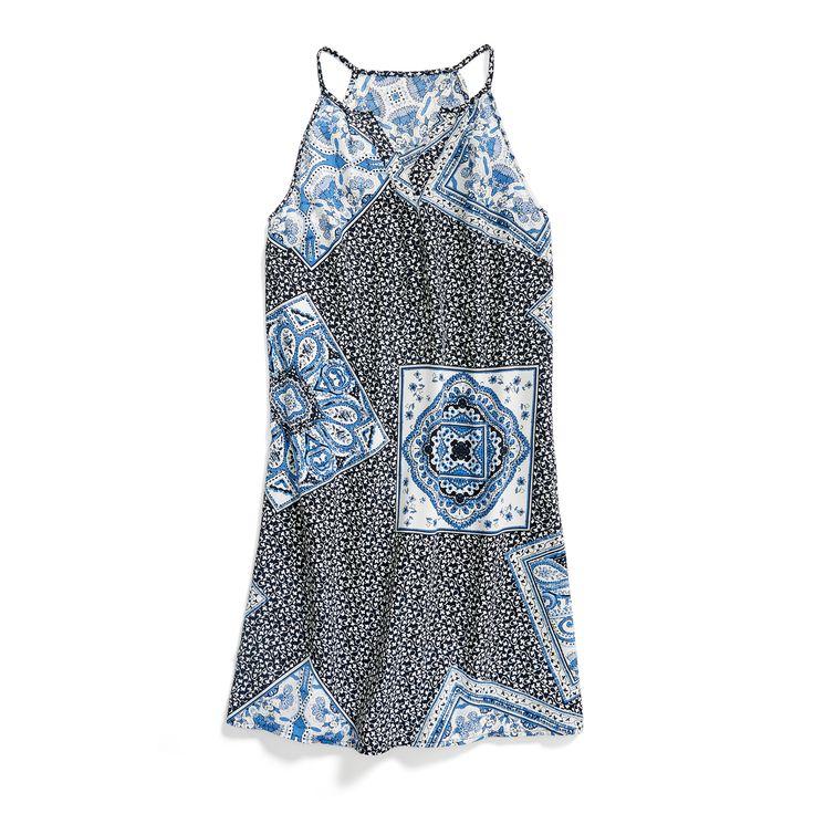 Stitch Fix Summer Styles: Printed Shift Dress