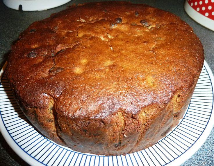 Newcastle Brown Ale Fruit Cake