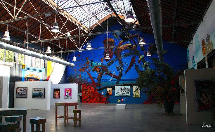 Mister Freeze 2015 - Urban contempary art show - Toulouse