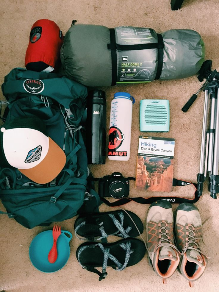 kudremukh trek packing
