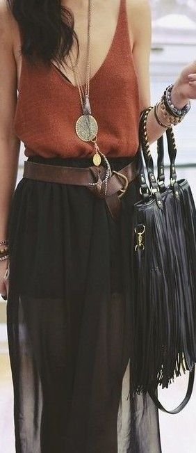 I bought this same fringe purse a couple of weekends ago and I <3 it more than chocolate @terrishaven