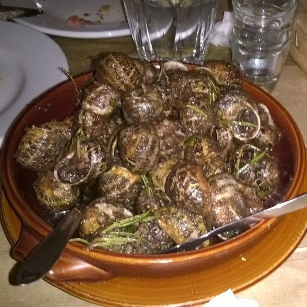 Cretan food, kohlioi Photo credits: @kelly_fanarioti