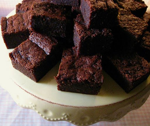P3 Almond Meal Brownies Try Using Sugar Substitute And