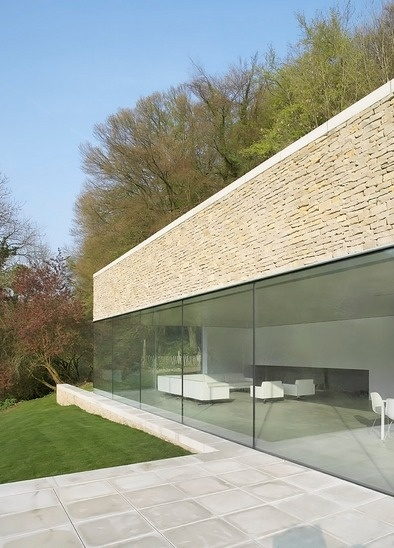 Private house by Found Associates, Cotswolds (UK)