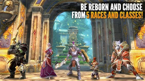 Gameloft launches Order & Chaos 2: Redemption on Android iOS and Windows Phone - Video. #Android #Google @DroidEden  #Games #DroidEden