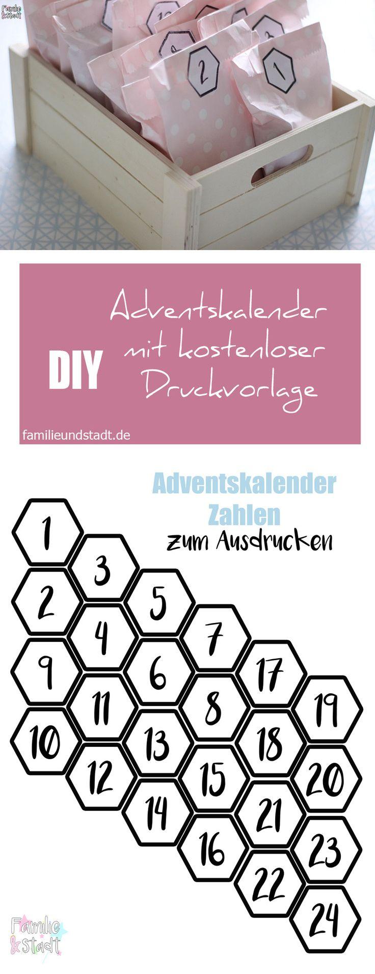 Adventskalender für 2 Jährige mit MIFUS Werbung