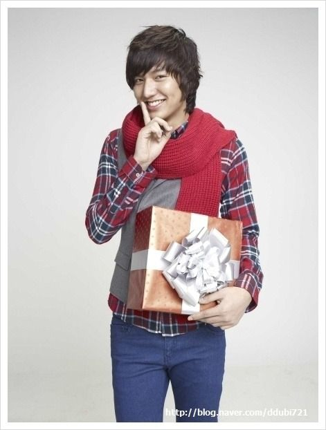 How do you say Merry Christmas in Korean...Lee Min Ho.