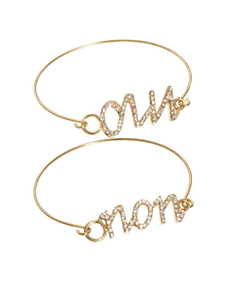 Oui / Non bracelets: Accessories Wall, Anchors Bracelets, Fashion, Oui Non Bracelets, Asos Multipack, Asos Oui, Rhinestones Oui, Torqu Bracelets, Accessories Xoxo