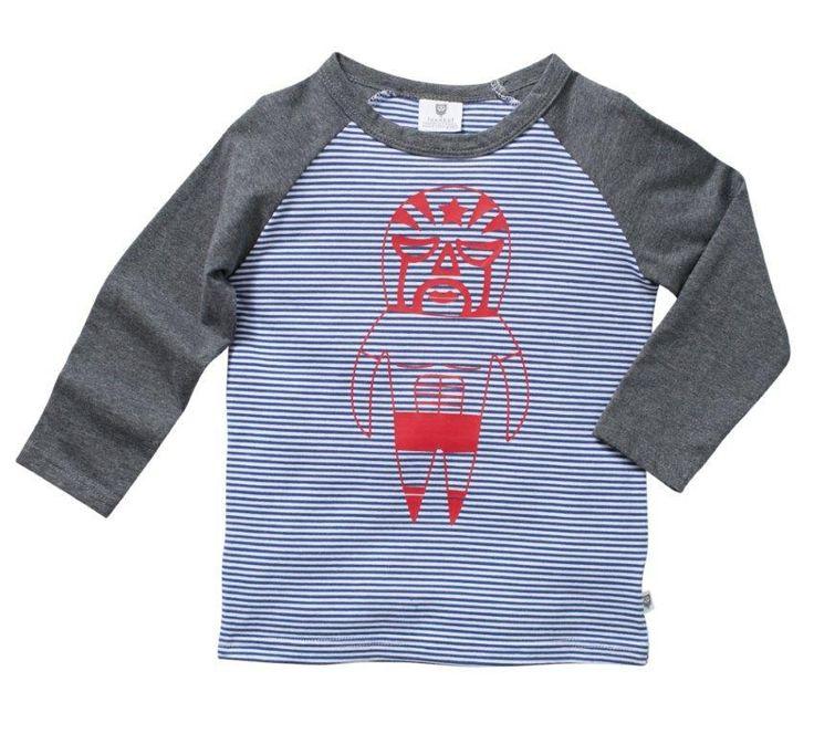 Wear Kids Play - Hootkid |Super Size Tee, $36.95 (http://www.wearkidsplay.com.au/products/hootkid-super-size-tee.html/)